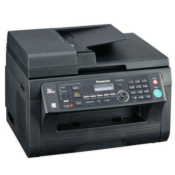 Panasonic Multi Function Laser Fax Machine KX MB2030 | Panasonic Laser  Facsimile Machine KX MB2030
