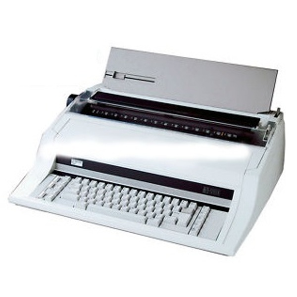 Nakajima ax150 portable electronic typewriter.
