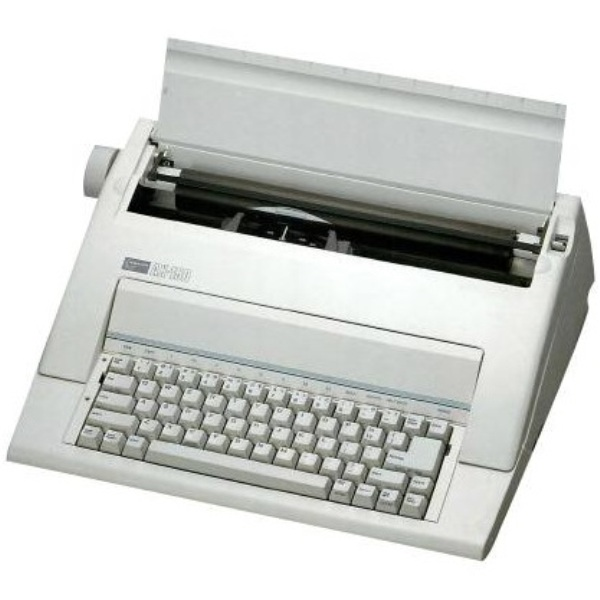 Nakajima electronic typewriter ax150 largest office supplies.