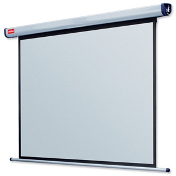 nobo quartet electric wall projector screen malaysia