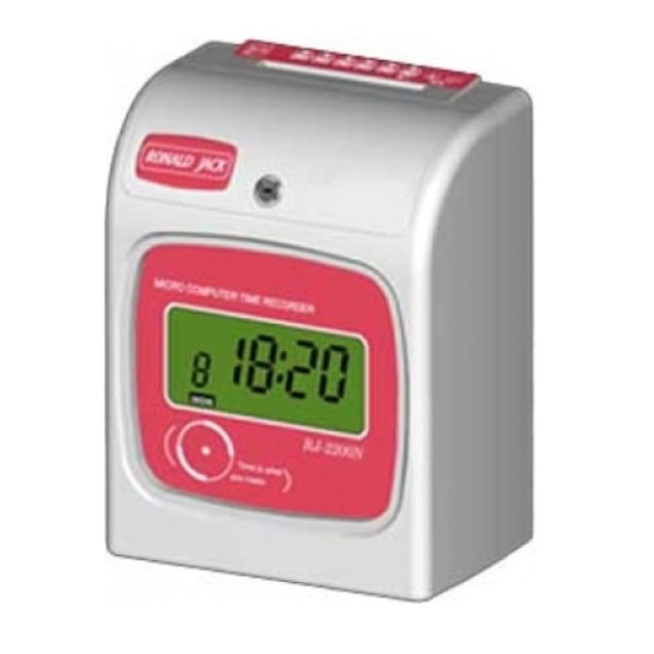 time card machine for sale