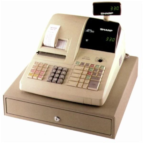 sharp er a330 sharp cash register er a330 rh itsoffice com my cash register manuals free cash register manual adalah